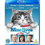 Movies price comparison Nine Lives [Blu-ray] [2016]